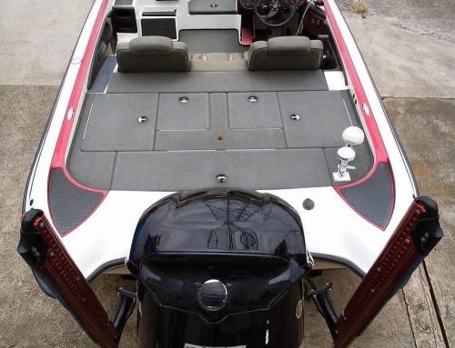 BーGETS デモンストレーションボート トライトン