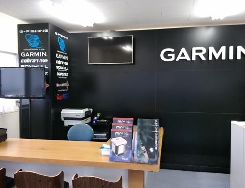 4/1 ㈱Ocean K のConnected GARMIN MARINE ショールームが伊東サンライズマリーナ内にオープンします。