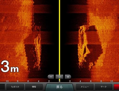 滋賀フロントラインプロダクション/ガーミン魚探GCV20+GT34UHD-TM琵琶湖でかけてみた!!