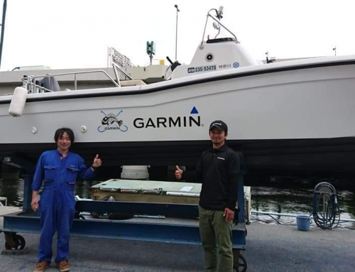 GARMIN公式アンバサダー 池上 日明(いけがみ あきら)