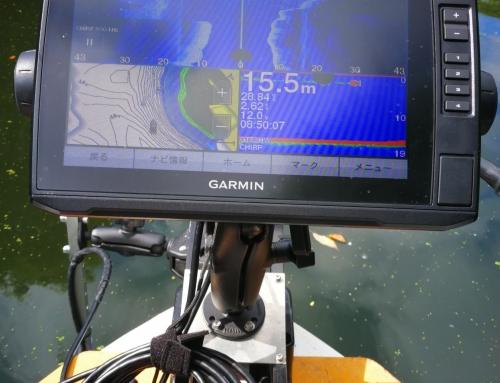 【ECHOMAP Plus95sv施工事例】これまでの釣りを変えたガーミン魚探