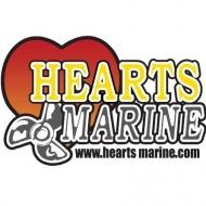 HEARTS MARINE