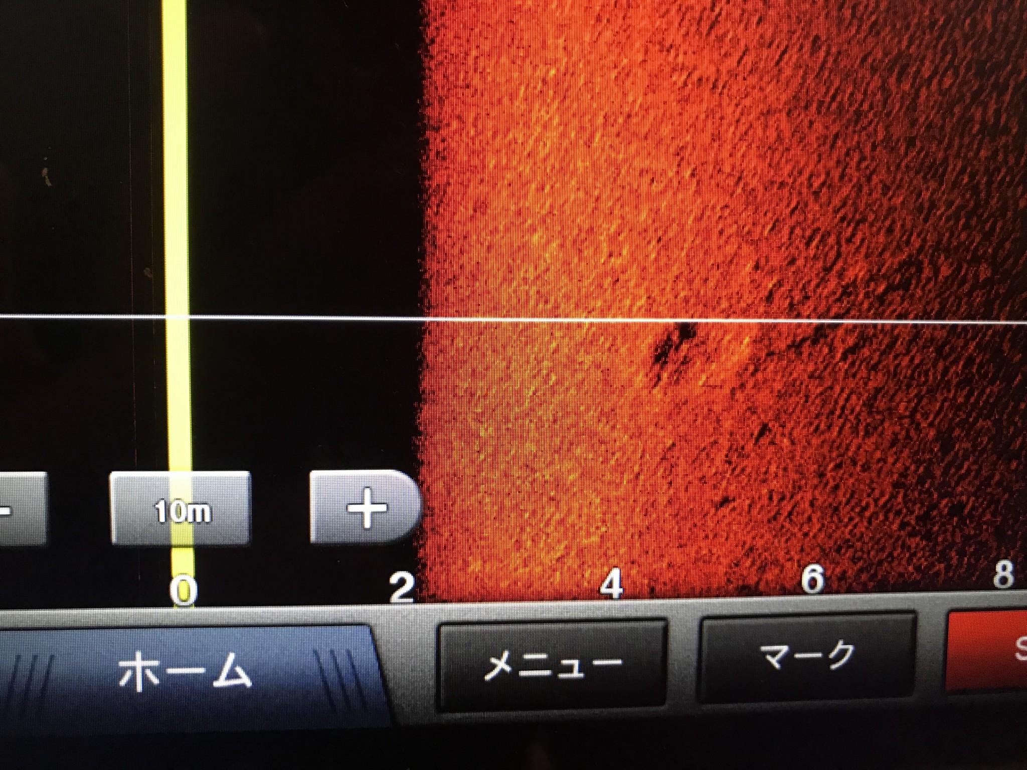 最新魚探術 UHDを使った春のスポーニングエリア探査法