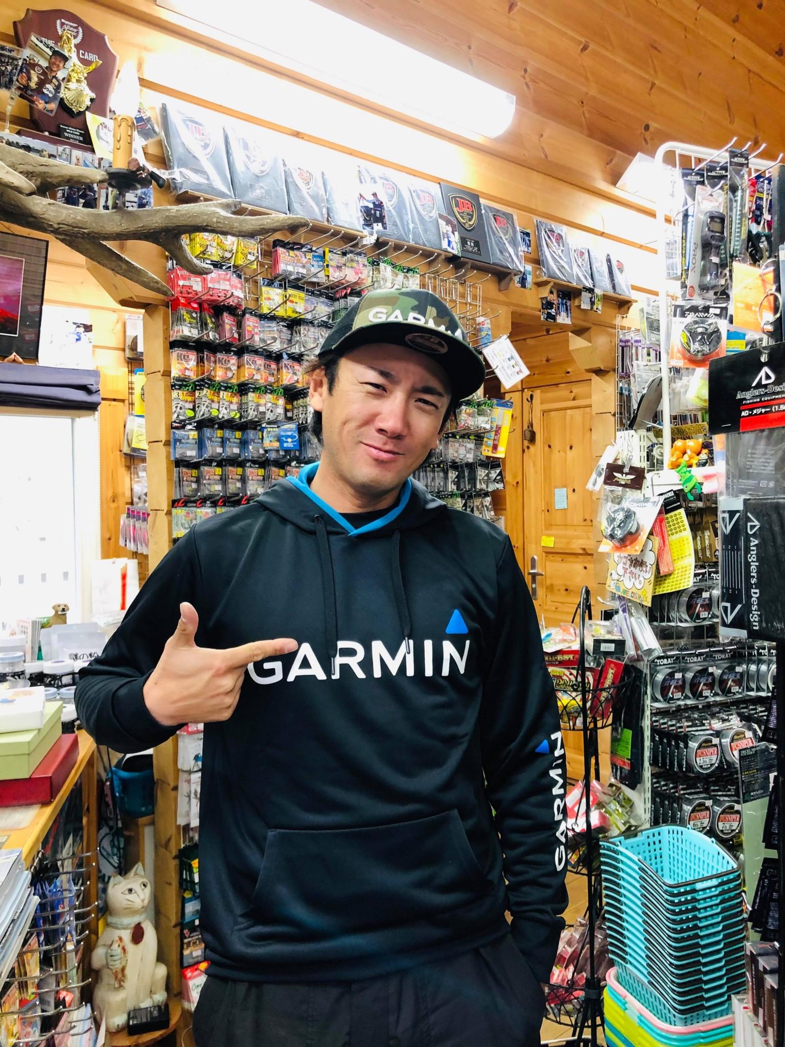 青木大介プロをConnected GARMIN がサポートさせて頂くことになりました。